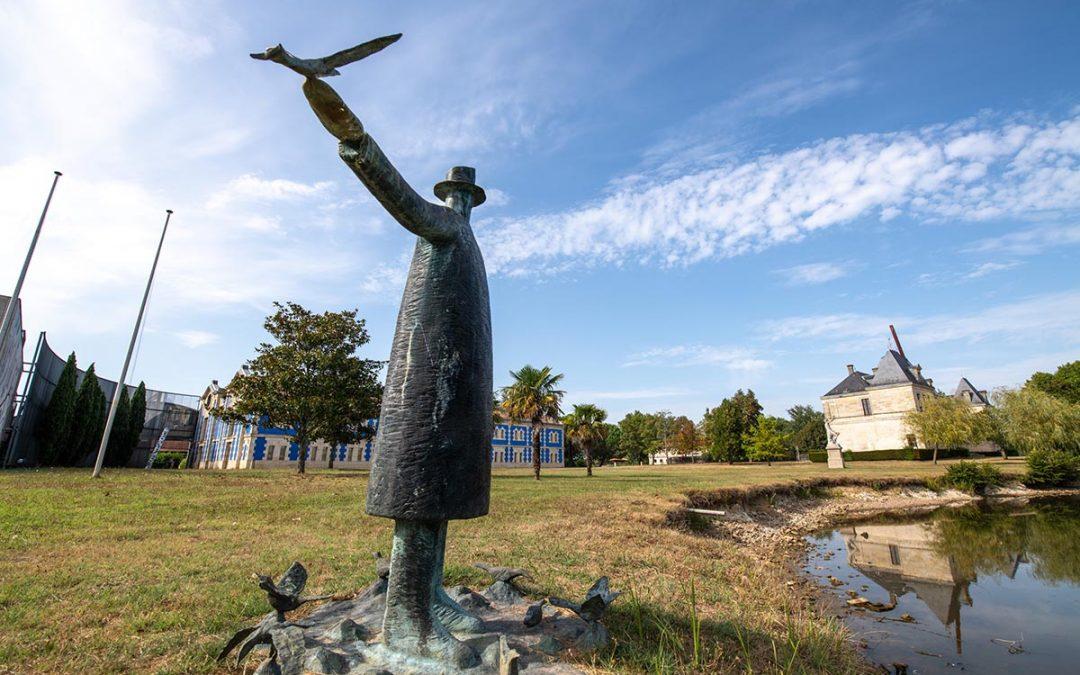 La Fontaine Aux Oiseaux - Jean-Michel Folon