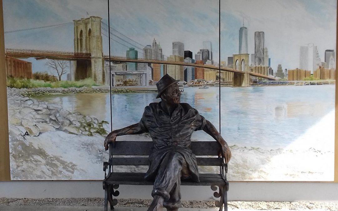 Le veilleur de Brooklyn - Gilles Sarthou