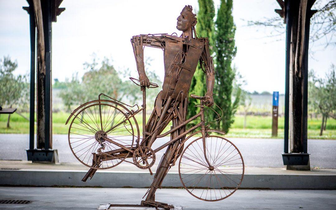 Le Voleur de bicyclette - Romain Barelier