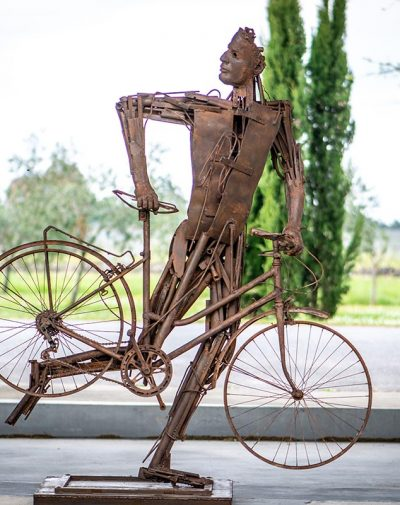 "Acquisition of ""Le Voleur de Bicyclette"" (The Bicycle Thief)"